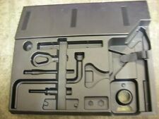 BMW E36 Z3 TOOL ODDMENTS TRAY - DOES NOT INCLUDE TOOLS 71111093840