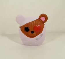 """2011 Bandaged Bear Cub Pet 3"""" MGA Action Figure Lalaloopsy Rosy Bumps N Bruises"""