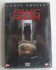 DVD PANIC ROOM - Jodie FOSTER / Forest WHITAKER - David FINCHER - NEUF