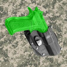 Fobus Retention Paddle Holster for Jericho 941/Baby Eagle (Steel Frame)- JR-1RSH