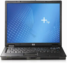 "HP Compaq NX6325 15"" Amd Turion 2 GB RAM 80 GB HDD Windows 7 DVD Laptop"