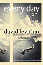 Every Day, Levithan, David, Good Condition, Book