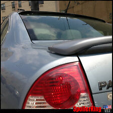 Rear Roof Spoiler Window Wing (Fits: VW Passat 1995-05 B5 B5.5 4dr) SpoilerKing