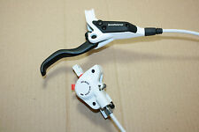 Shimano m446 blanco br-m446/bl-m445 freno de disco, Disc Brake derecha 1400mm White
