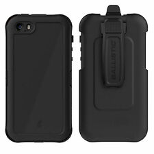 Ballistic Hydra Waterproof Holster Case for Apple iPhone SE/5S/5 - Black