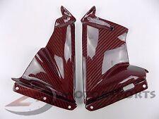 2009-2014 Aprilia RSV4 RSV 4 Lower Side Puller Cover Panel 100% Carbon Fiber Red