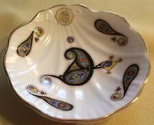 Vintage Royal Tara Fine Bone China Ireland  Ring Dish Soap Sea Shell Dish*