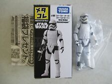 "NIB TAKARA TOMY STAR WARS DIE CAST #09 FIRST ORDER STORMTROOPER 3"" MINI FIGURE"