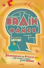 The Mammoth Book of Brain Games by Gareth Moore (2014, Paperback)