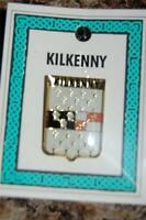 County KILKENNY Irish PIN LAPEL Coat of Arms - Crest - Clip Badge Brooch Ireland