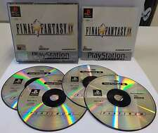 Gioco Game PS1 Playstation PSOne PSX PSOne PAL ITALIANO - FINAL FANTASY IX 9 ITA