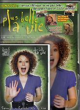 DVD + MAGAZINE PLUS BELLE LA VIE N° 43 / NEUF, COMPLET