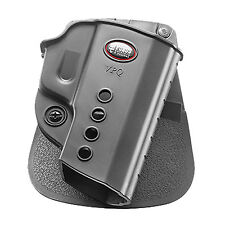 Fobus Concealed Paddle Holster for Walther PPQ w/ Adjust Screw - VPQ