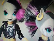 My Little Pony Equestria Girls Ponymania Zecora SDCC/TRU 2014 Exclusive Doll NEW