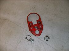 1967 Honda CT90 Front Fork Bridge Plate with Stem Washer and Nut