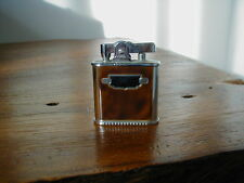 ~VINTAGE RONSON LIGHTER~~WHIRLWIND~~BROWN MARBLED~~BEADED BASE~~TOP CONDITION~~3