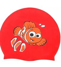 New Finding Dory Nemo kids waterproof swimming cap Biy Girl Swim Cap