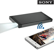 [Sony] MP-CL1 Mobile Projector HD Resolution 1920x720 16:9 Wi-Fi HDMI - FEDEX