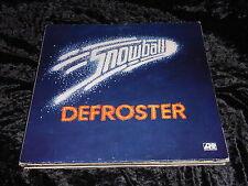 Snowball: Defroster / Orig. LP / 1978 / Curt Cress