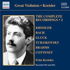 Fritz Kreisler - Complete Recordings Vol.2 [New CD] Germany - Import