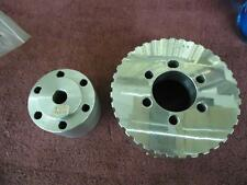 NEW WIEAND BDS Blower pulley and spacer 37 tooth 1/2 in pitch Supercharger, Gilm