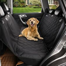 Acrabros Deluxe Dog Seat Covers For Cars,Dog Car Seat Hammock
