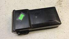 1986 Kawasaki ZL600 ZL 600 Eliminator K533' black plastic cover trim storage