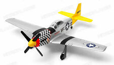 Art-tech P-51D Mustang 4 Channel Brushless RTF RC Airplane Scale Warbird 960mm