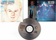 """MIKE BATT """"Greatest Hits - The Winds Of Change"""" (CD) 1992"""