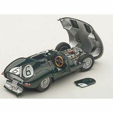 1:43 AUTOart JAGUAR D-TYPE LM 24HR 1955 WINNER #6 (WITH OPENINGS) - SONDERPREIS!