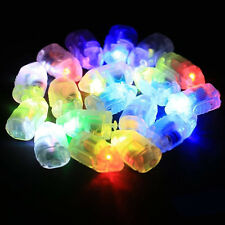 10 PCS Waterproof LED Light For Paper Lantern Lamp Ballon Wedding Party Decor