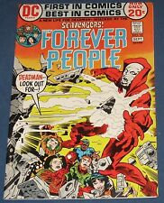 Forever People #10  Sept 1972  Jack Kirby