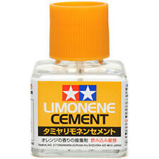 TAMIYA 87113 Limonene Scented Cement Glue 40ml PLASTIC MODEL KIT CRAFT TOOLS NEW