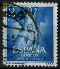 Spain 1954 SG#1204, 3p Marian Year Used #D44227
