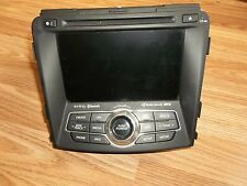 2011 11 Hyundai Sonata Bluetooth MP3 Radio CD GPS Navigation