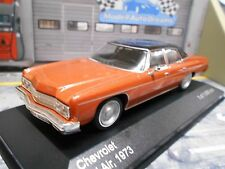 CHEVROLET Bel Air Belair Limousine 1973 US kupfer IXO White Box 1:43