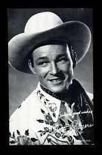 1940s/50s ARCADE EXHIBITS HOLLYWOOD ROY ROGERS HIGH GRADE