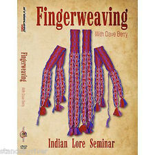DVD-Fingerweaving, Indian Lore Series by Dave Berry