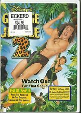 WALT DISNEY'S  GEORGE OF THE JUNGLE 2 2003 DVD BRAND NEW SEALED