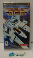 Disco UMD Sony Playstation PSP PAL NUOVO NEW Konami EUR - GRADIUS COLLECTION - -