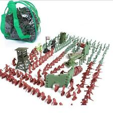 Kids Children Army Combat Game Toys 238pcs Soldier Army Military Model Set