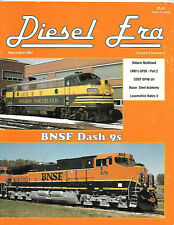 Diesel Era V8 N2 Ontario Northland Empire Builder Baldwin DS-4-4-1000 Switchers