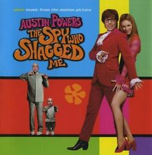 Austin Powers-The Spy who shagged Me-More (1999) Lords of Acid, Monkees, .. [CD]
