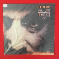 Eurythmics 1984 For The Love of Big Brother Vinyl Record Album + Orig Sleeve