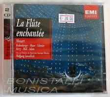 LA FLUTE ENCHANTEE - ROTHENBERGER, MOSER, SCHREIER - SAWALLISCH - 2CD Sigillato