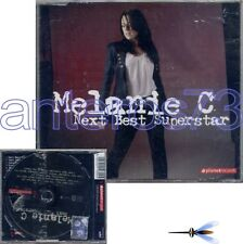 "MELANIE C SPICE GIRLS ""NEXT BEST SUPERSTAR"" RARE CDMAXI ITALY + VIDEO"