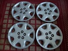 """Chevy PT Cruiser, 2001-2002, Set of Four 15"""" Hubcaps"""