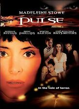 PULSE rare Horror dvd NORMAN REEDUS Mischa Barton BIJOU PHILLIPS