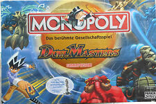 MONOPOLY DUEL MASTERS  /  PARKER       (OVP)