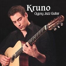 Kruno-Gypsy Jazz Guitar  CD NEW